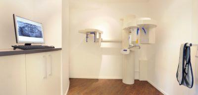 Unser digitales Röntgengerät