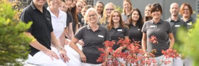 Das Team der Praxis für Kieferorthopädie in Münster Wolbeck