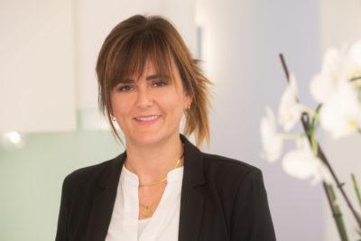 Unsere Mitarbeiterin Denise
